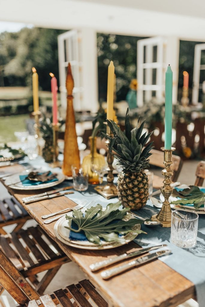 How To Plan Your Eco-Friendly Wedding Something old, something hired and a venue that is something 'green'
