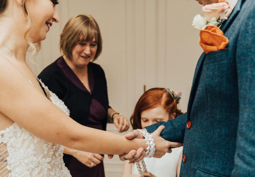 celebrant wedding ceremony