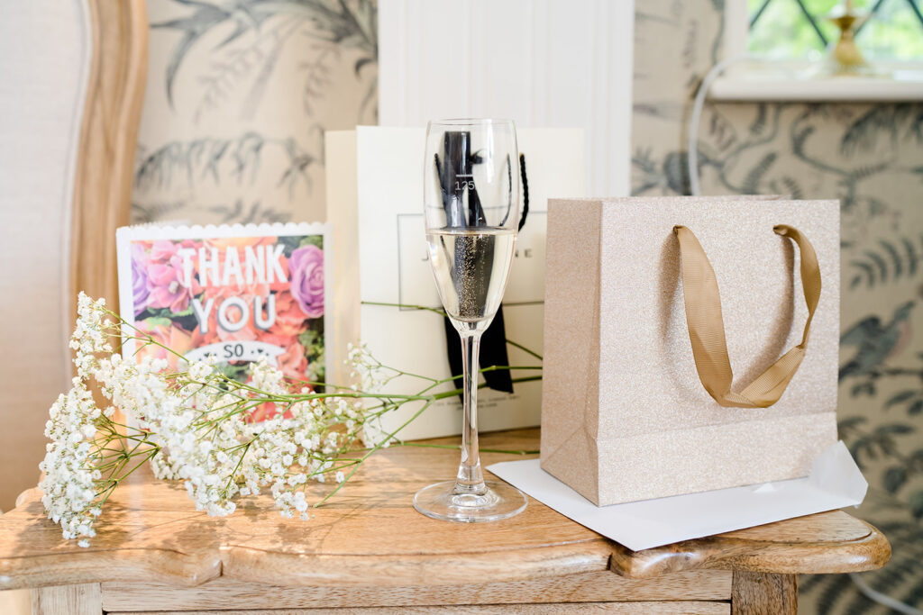 Sustainably Stylish: Your Wedding Favours