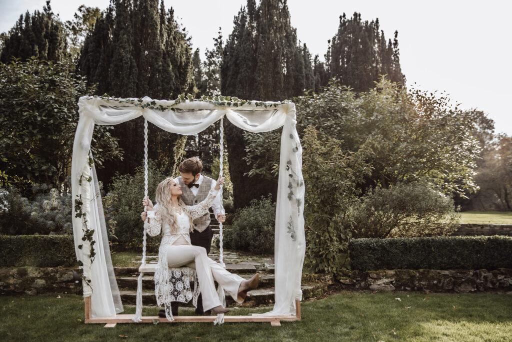 A couple's romantic Kent wedding